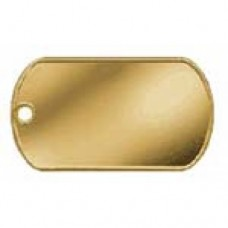 Brass DogTags Wholesale
