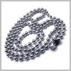 Ball Chains Stainless Steel Long